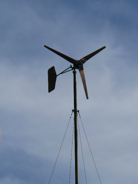 10 foot diameter wind turbine