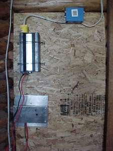 Power Panel with Inverter