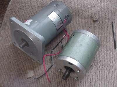 Homemade Wind Generator Motor